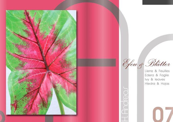 Kunstpflanzen Katalog 2020 - Efeu und Blaetter von H.Andreas