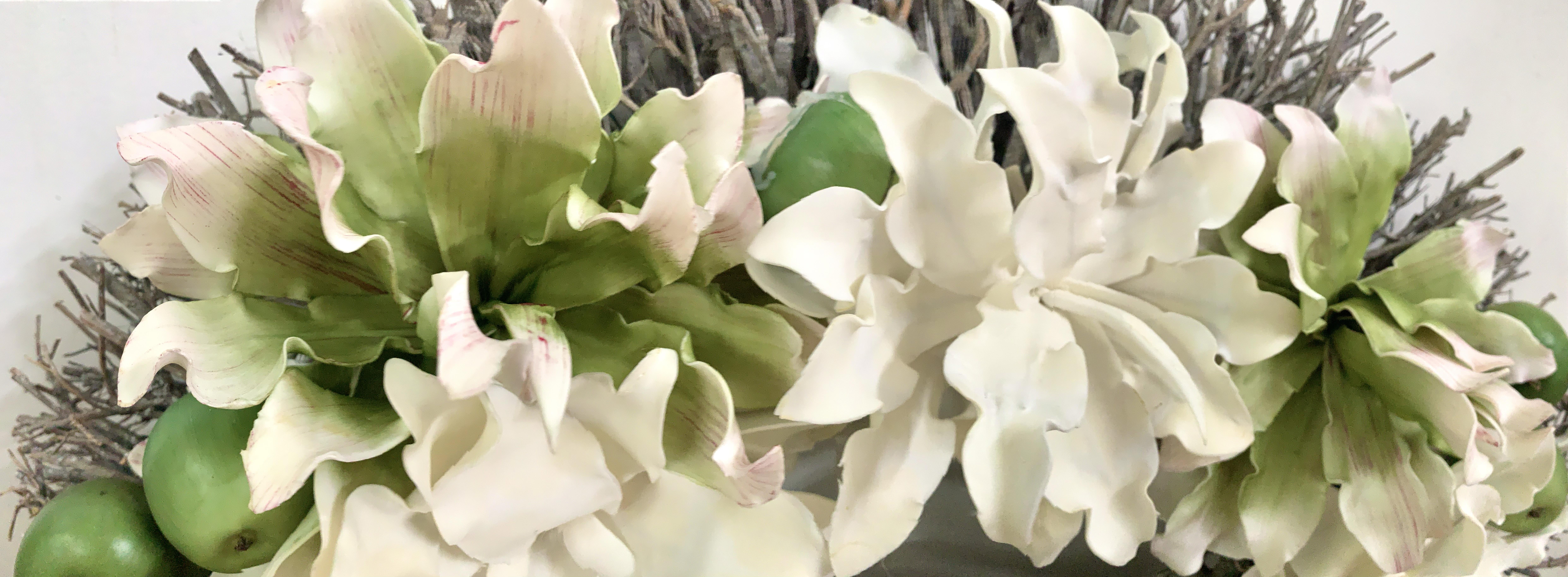 Kuenstliche Softflower Blumen bei H.Andreas kaufen