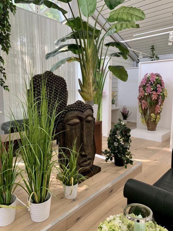 Dschungel Dekorationen im H.Andreas Showroom entdecken