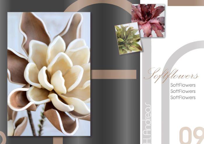 Kunstpflanzen Katalog 2017 - Softflower von H.Andreas