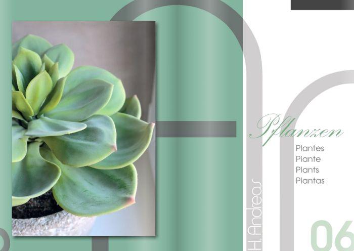 Kunstpflanzen Katalog 2020 - Pflanzen von H.Andreas