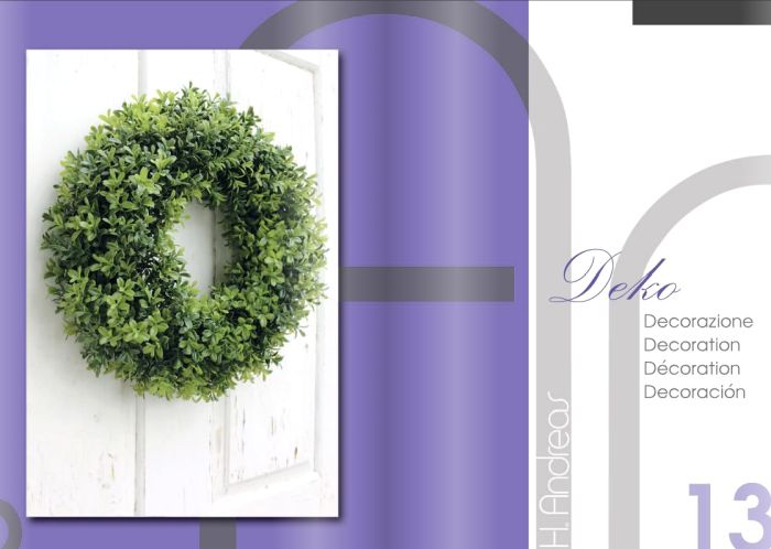 Kunstpflanzen Katalog 2020 - Deko von H.Andreas