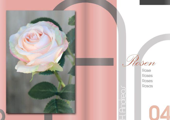 Kunstpflanzen Katalog 2020 - Rosen von H.Andreas