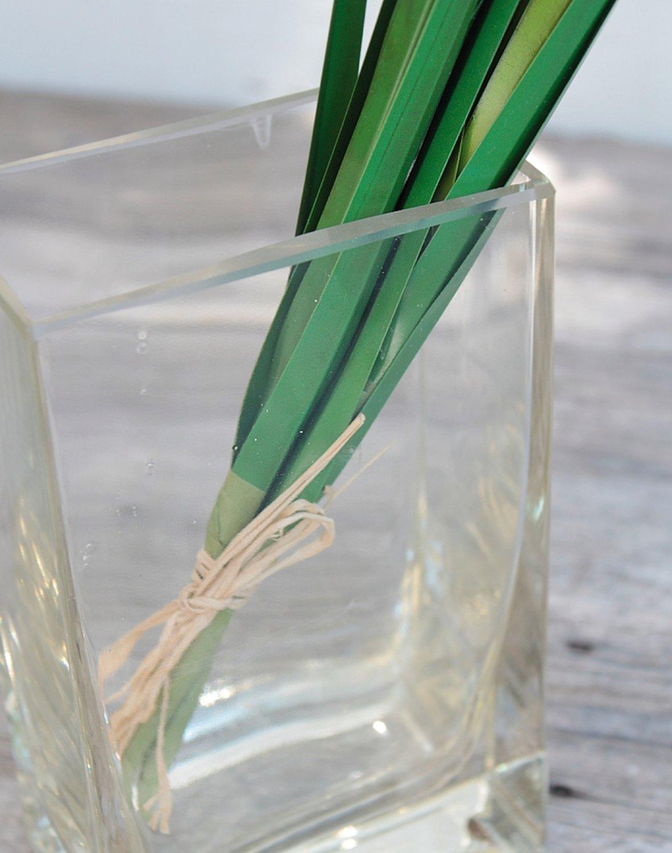 Künstlicher Grasbund, 50 cm, grün