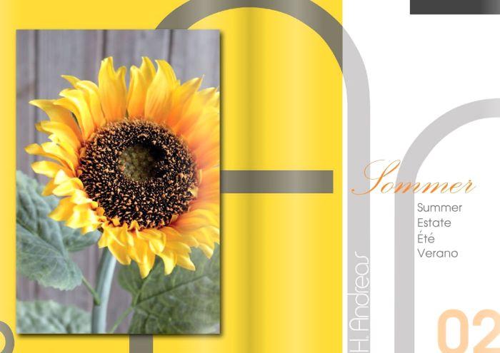 Kunstpflanzen Katalog 2020 - Sommer von H.Andreas
