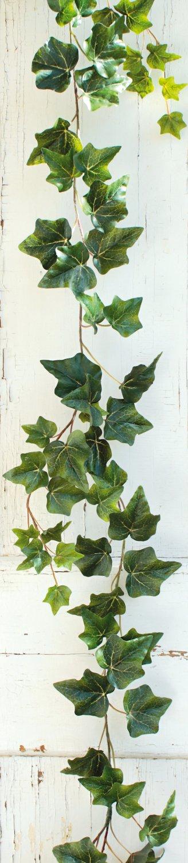 Künstliche Efeugirlande, 180 cm, grün