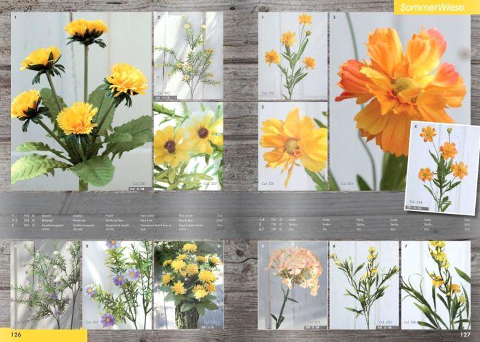 Kunstpflanzen Katalog 2020 - Sommerwiese von H.Andreas