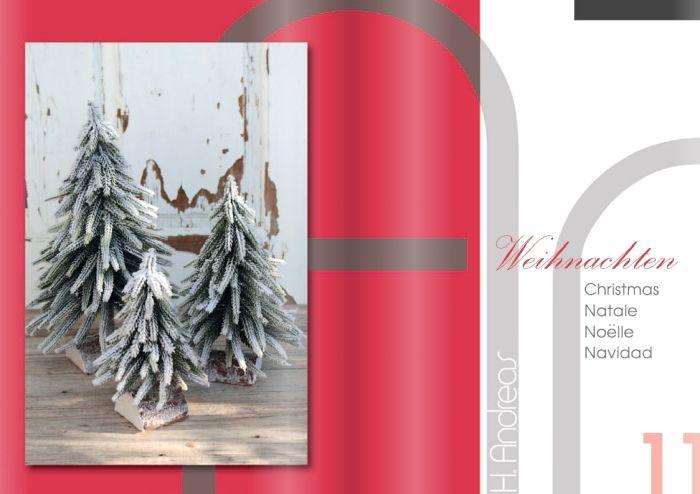 Kunstpflanzen Katalog 2020 - Weihnachten von H.Andreas