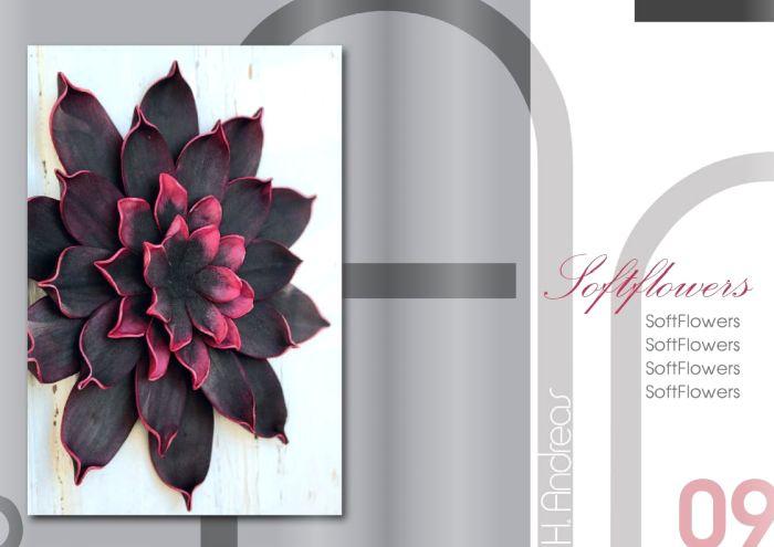 Kunstpflanzen Katalog 2020 - Softflowers von H.Andreas