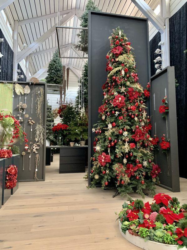 Weihnachtsdekoration im H.Andreas Showroom entdecken