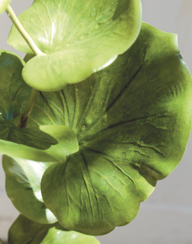 Künstlicher Eukalyptuszweig, 71 cm, grün